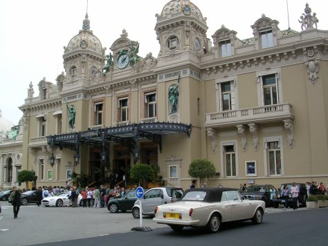 Gran Casino. Mónaco