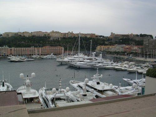 Porto de Mónaco
