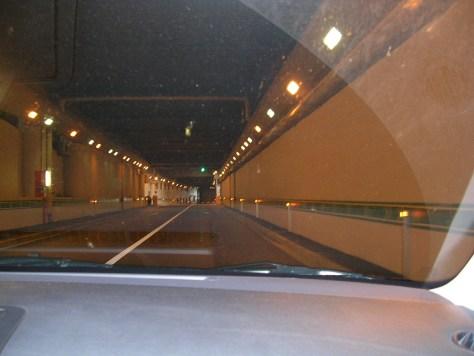 Polo túnel da Fórmula 1. Mónaco