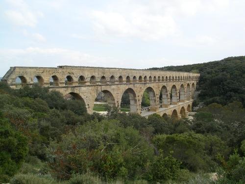 Pont du Gard. Provenza