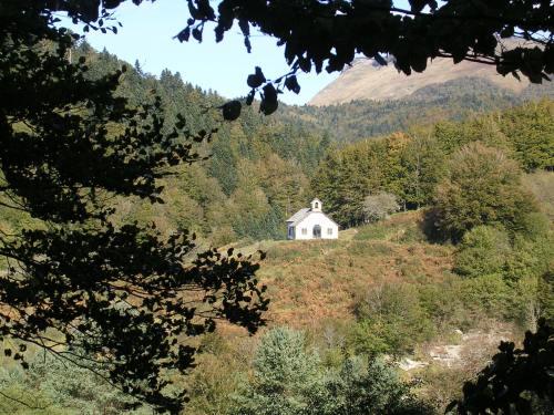 Ermita de Nosa Señora das Neves. Irati