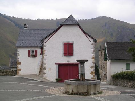 Praciña en Larrau