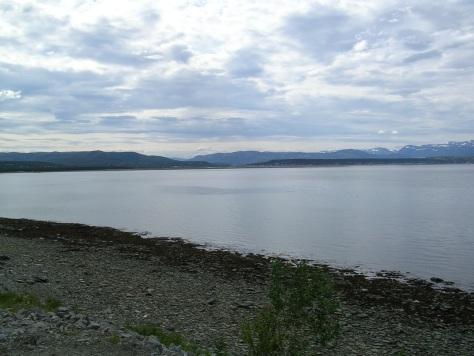 Fiordo onde se atopa a cidade de Alta: Altatjorden