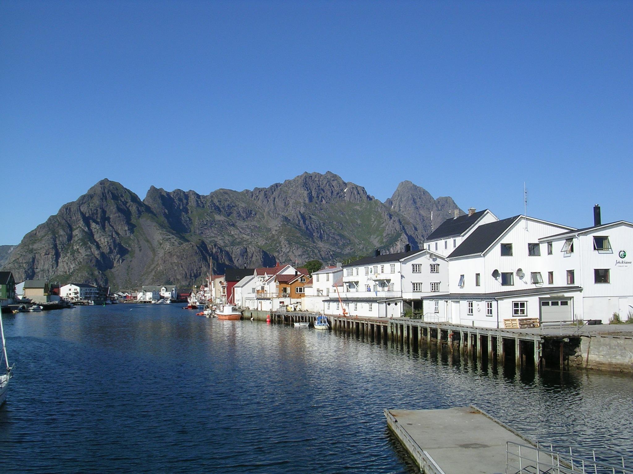 Henningsvær (Lofoten, Noruega)