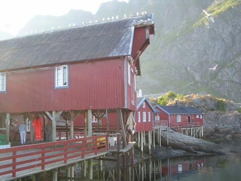 Å (Lofoten, Noruega)