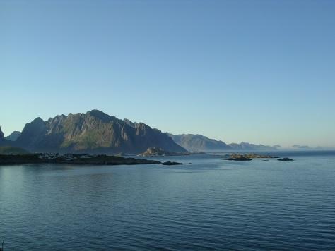 Illas Lofoten, Noruega