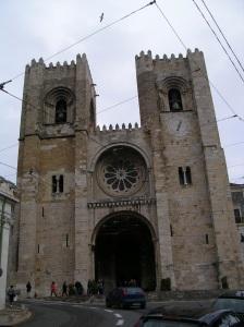 A Sé. Lisboa
