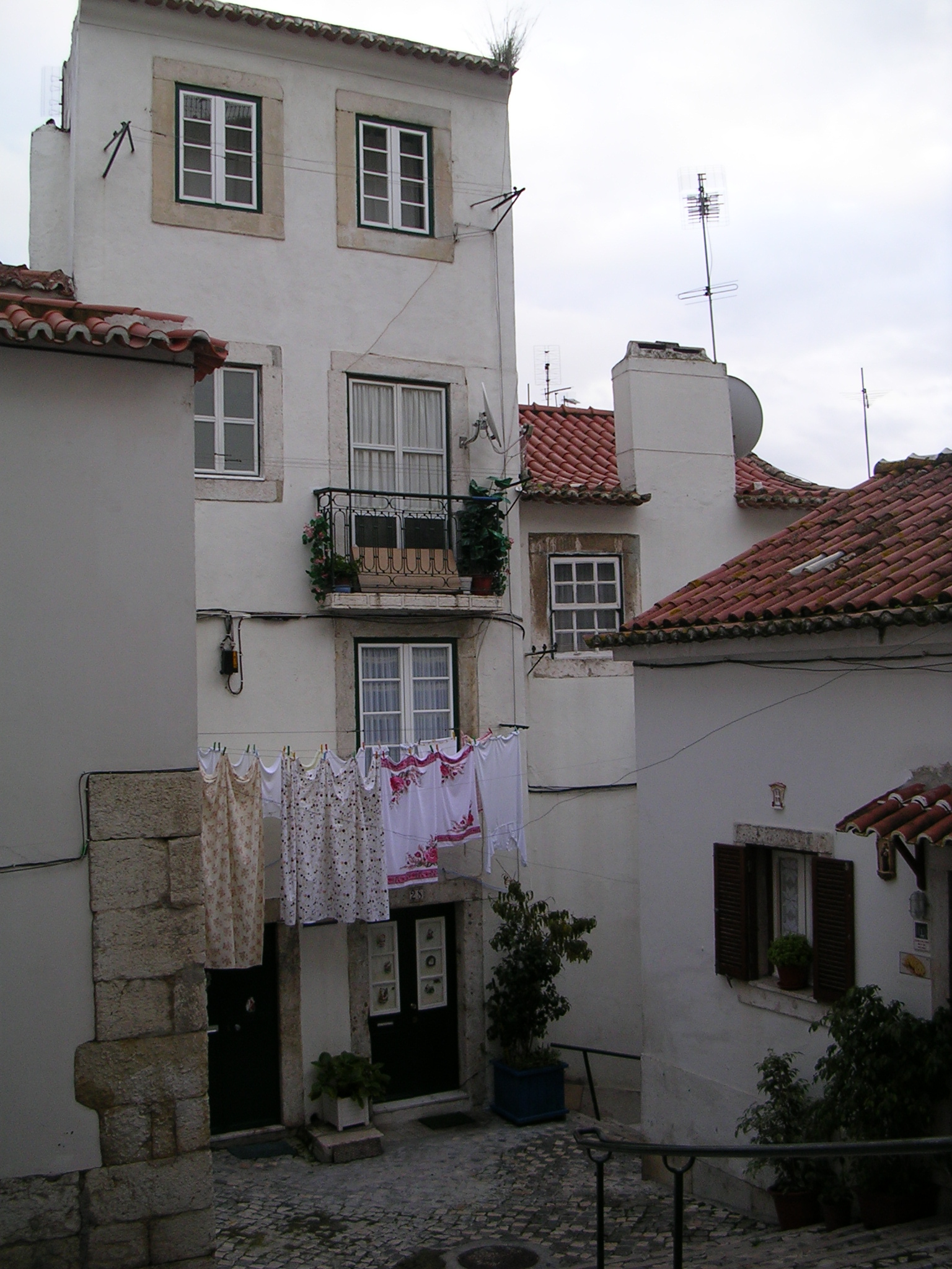 Barrio de Alfama. Lisboa