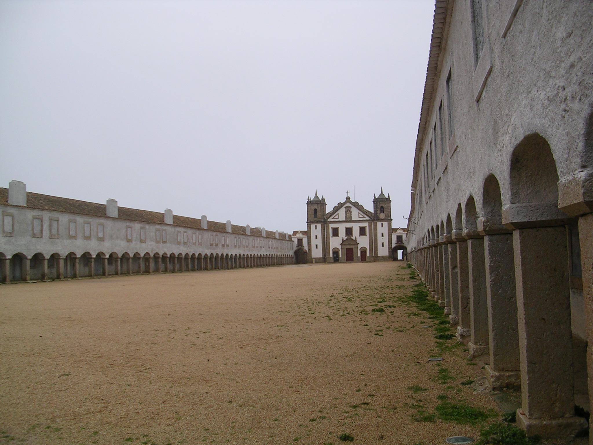 Santuario de Santa María do Cabo Espichel