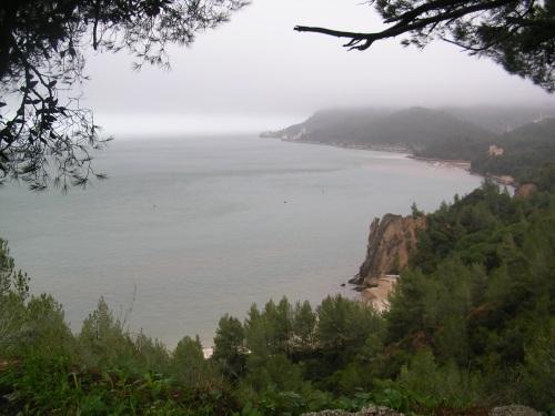 Paisaxe costeiro da Serra da Arrábida