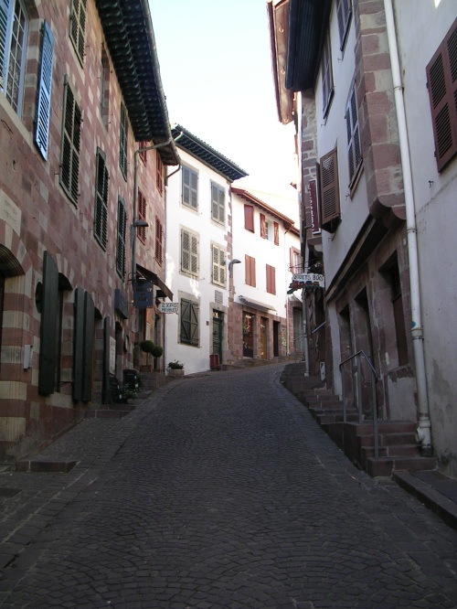 Calle de Donibane Garazi