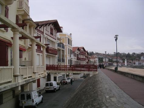 Casas con acceso á praia en Donibane Lohizune