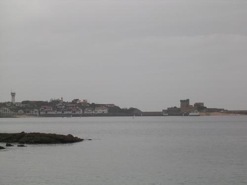Sokoa e o seu castelo dende Zubiri