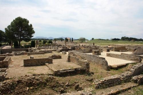 Cidade romana en Empúries