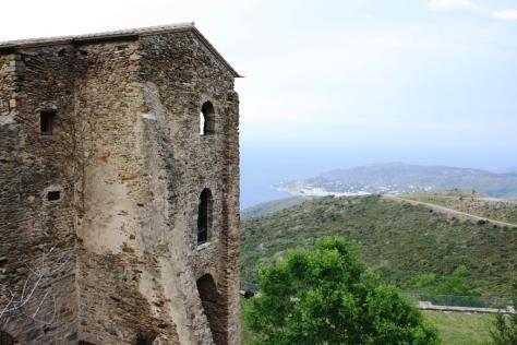 Monasterio de Sant Pere de Rodes