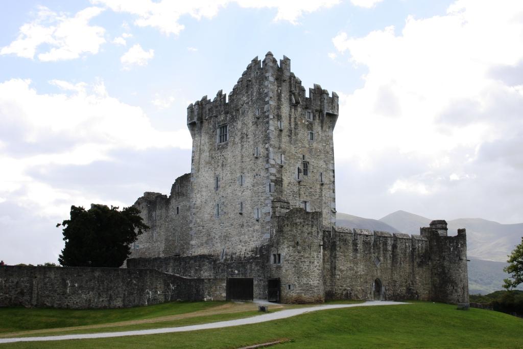 Castelo de Ross, Killarney