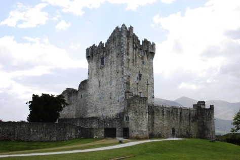 Castillo de Ross, Killarney