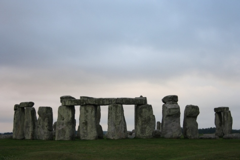 Conjunto megalítico de Stonehenge