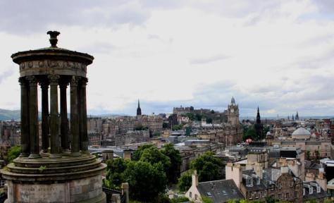 Edimburgo, desde Calton Hill