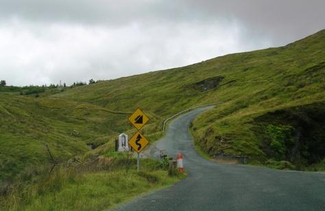 Estrada en Irlanda