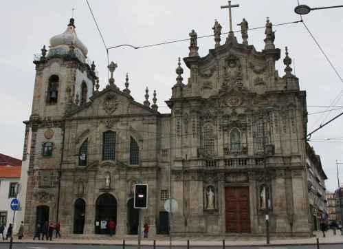 Igrexa de Carmelitas e do Carmo