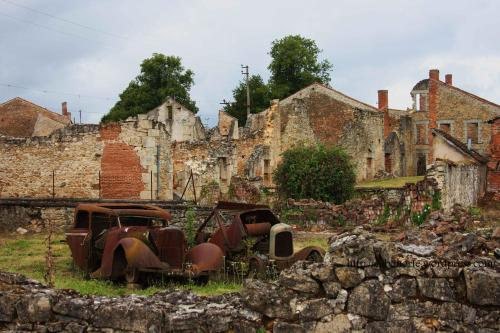 Oradour sur Glane, France (July 2010)
