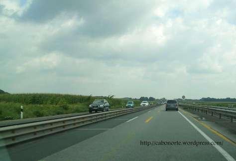 Interminables obras en las autopistas alemanas