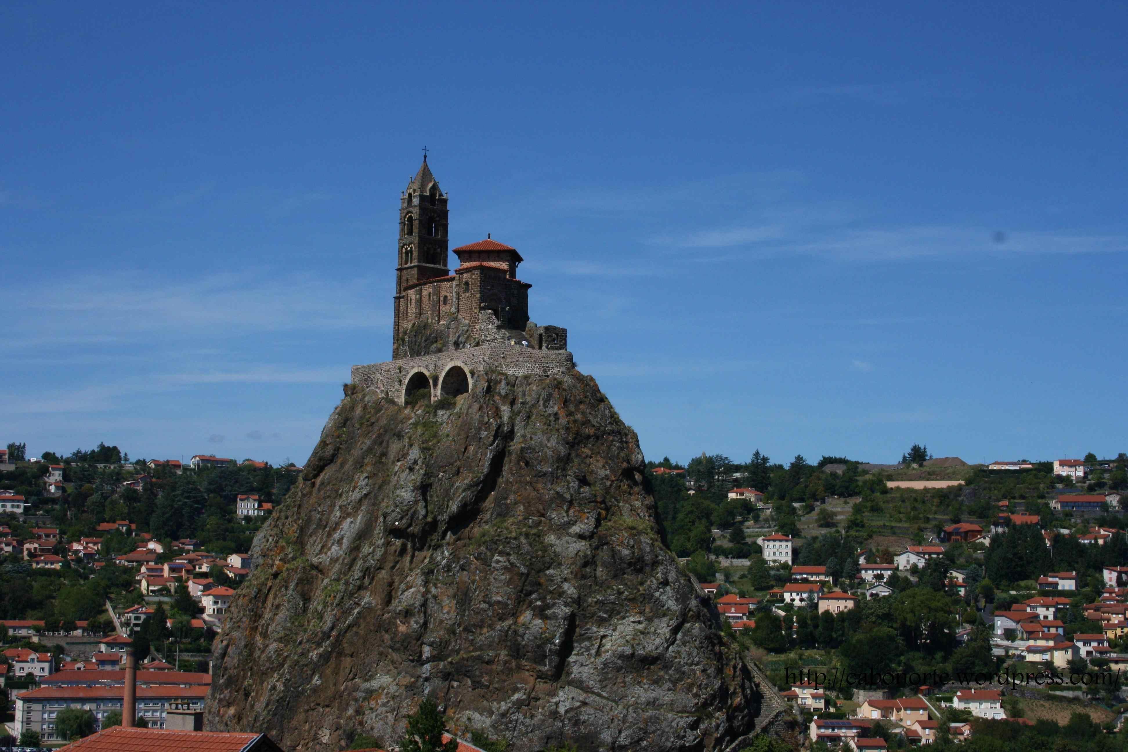 Le Puy-en-Velay (Francia)