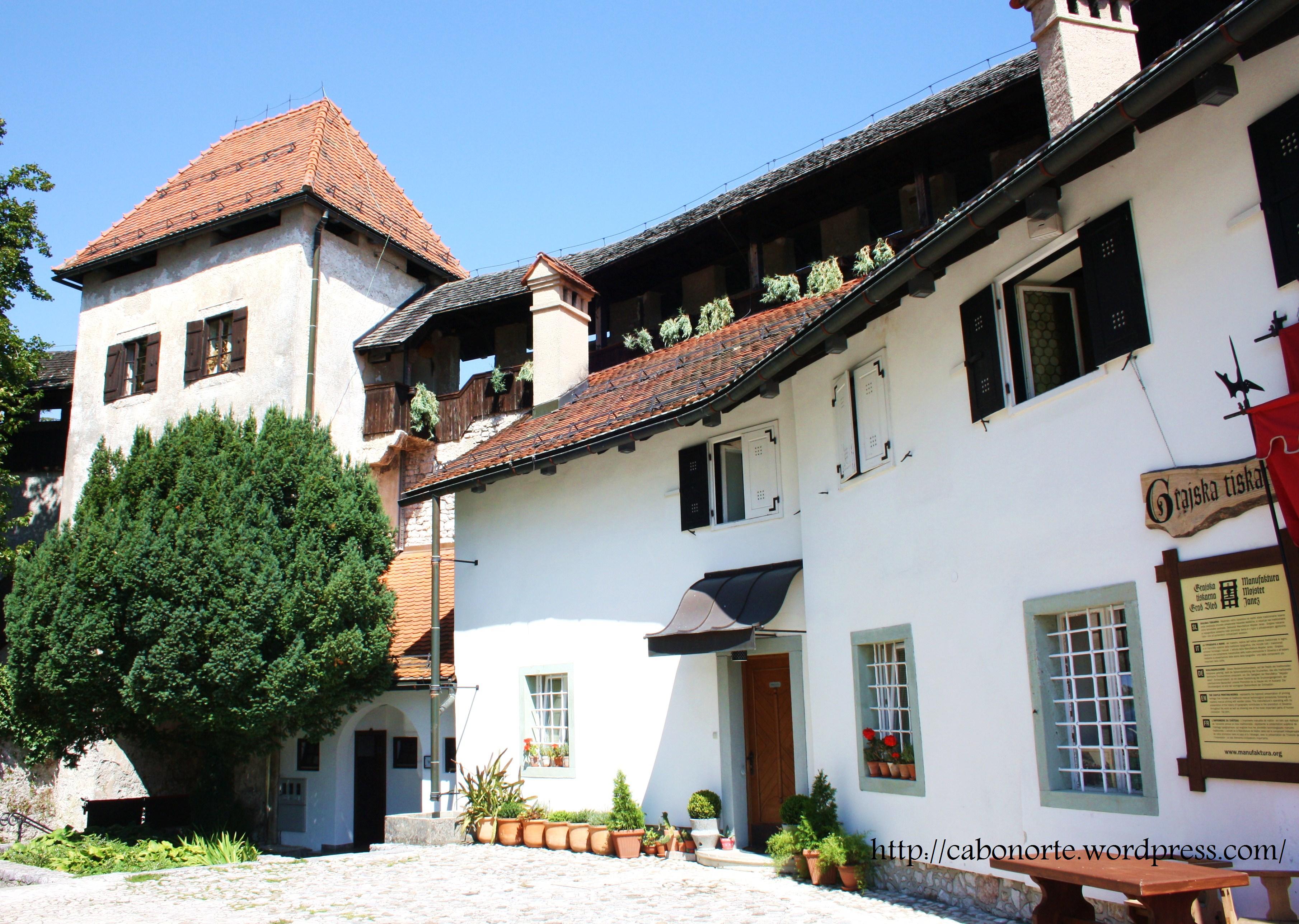 Castillo de Bled (Eslovenia)