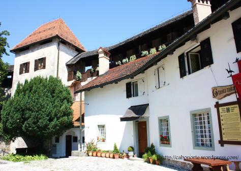 Castelo de Bled (Eslovenia)