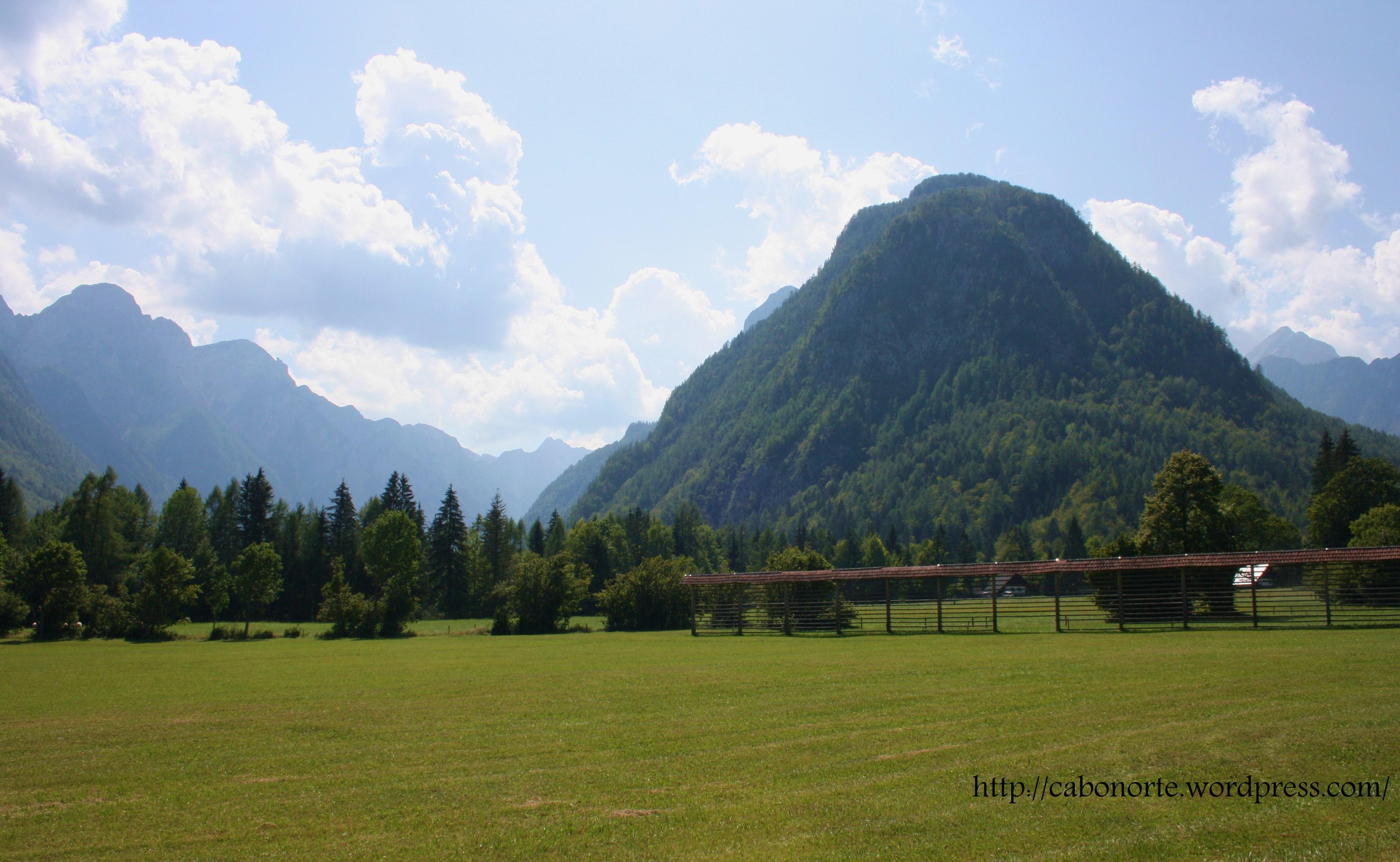 Parque Nacional do Trigalv (Eslovenia)