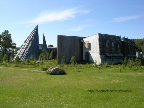 Sami Parliament in Karasjok, Norway