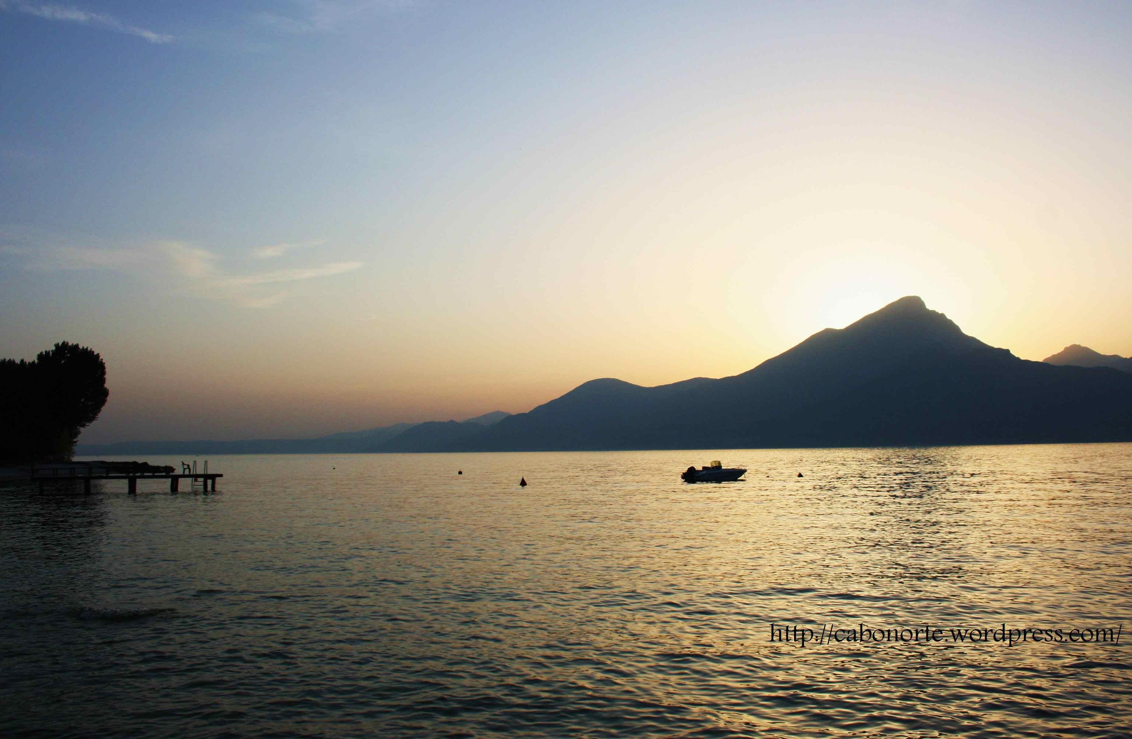 Lago di Garda (Italia)
