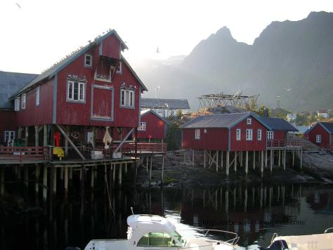 Å, Lofoten Islands, Norway