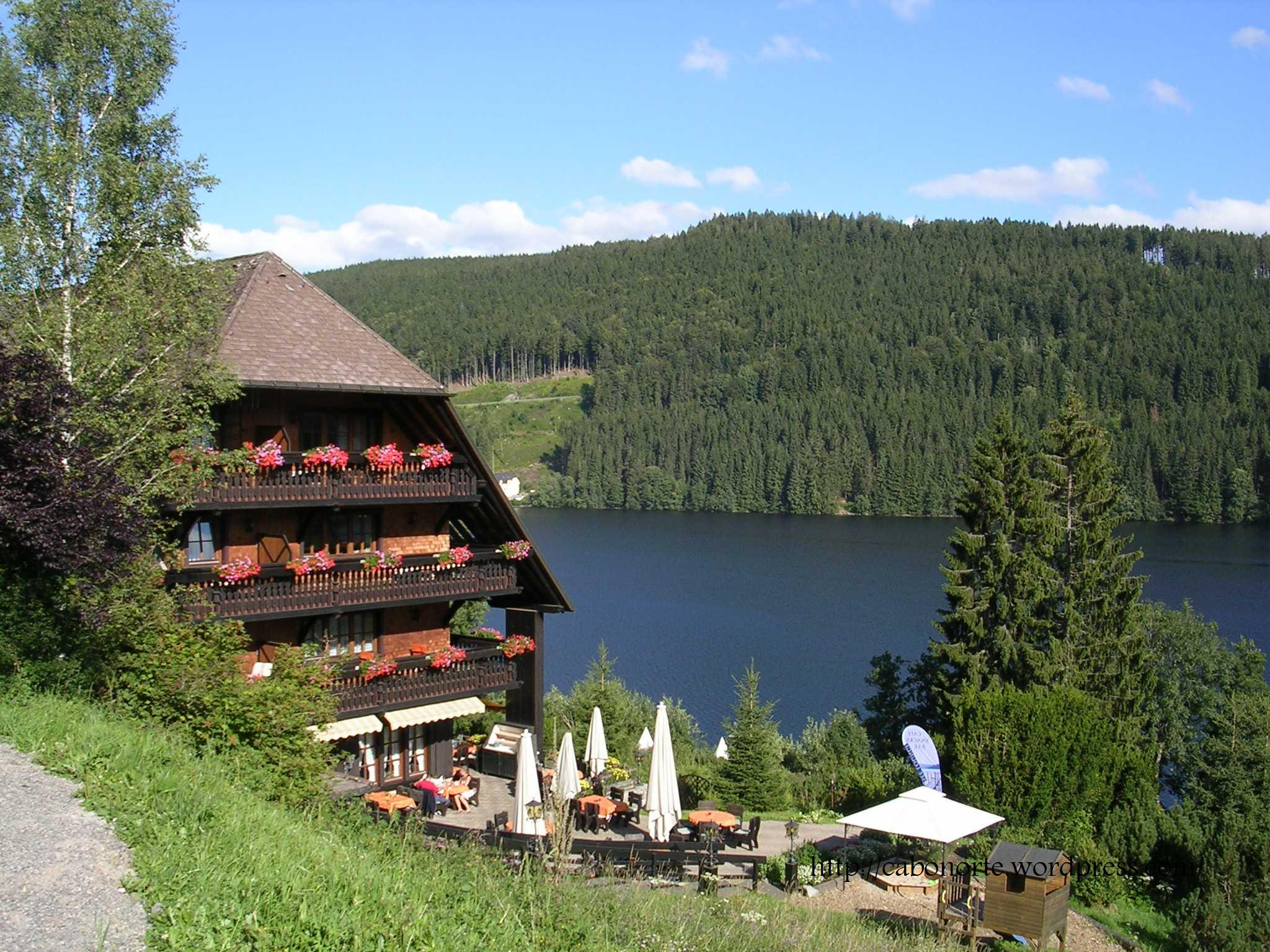 Lake Titisee, Germany