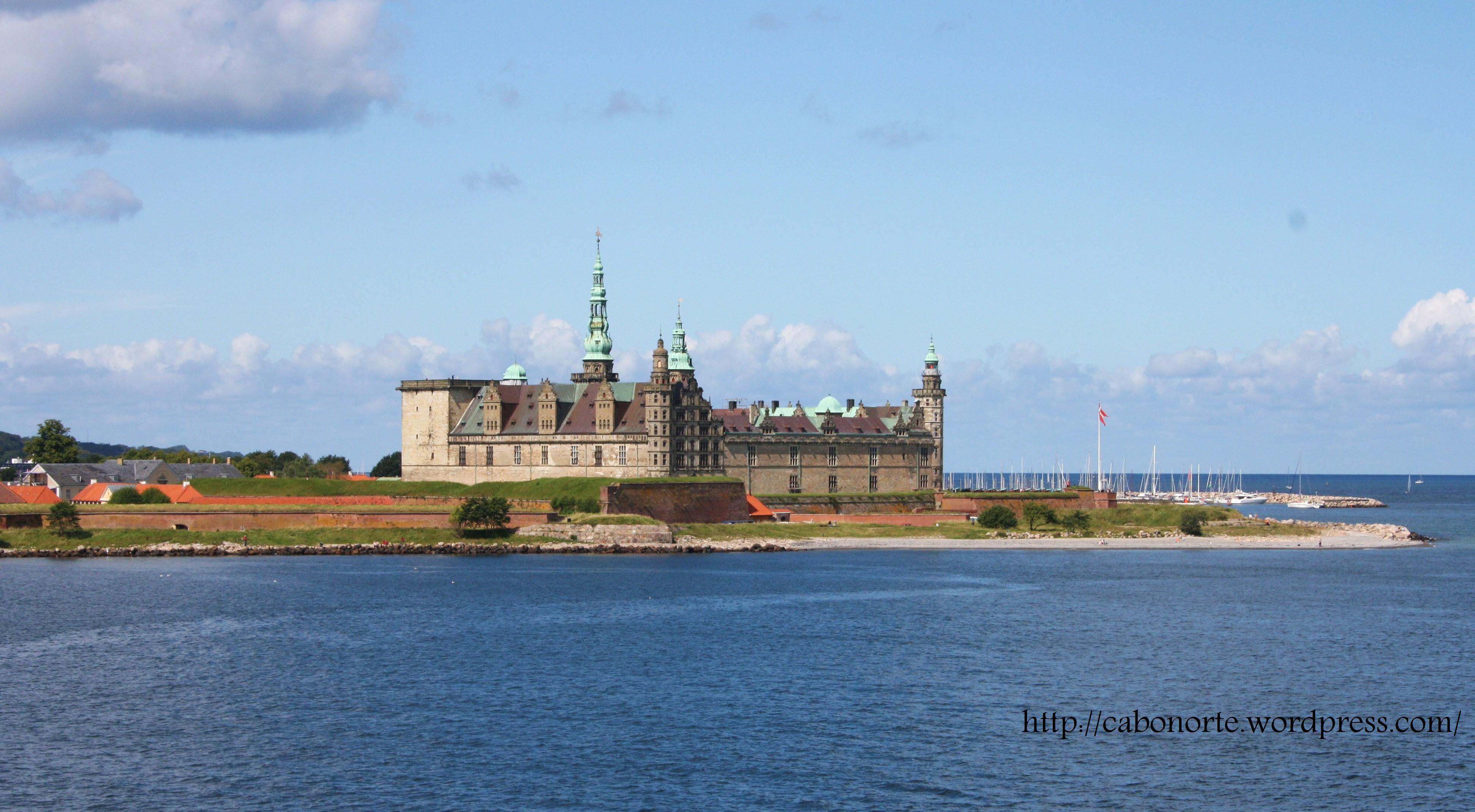Castillo de Helsingør (Dinamarca)