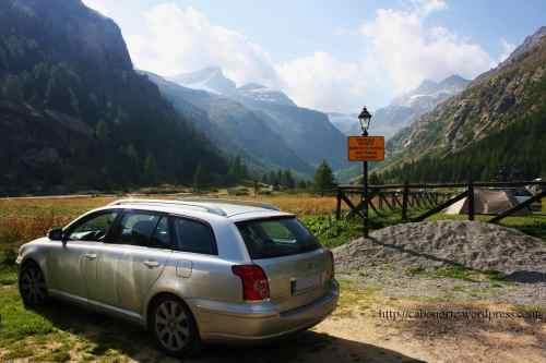 Parque Nacional Gran Paradiso (Italia)