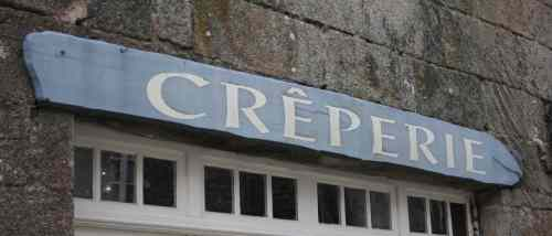 Crèperie