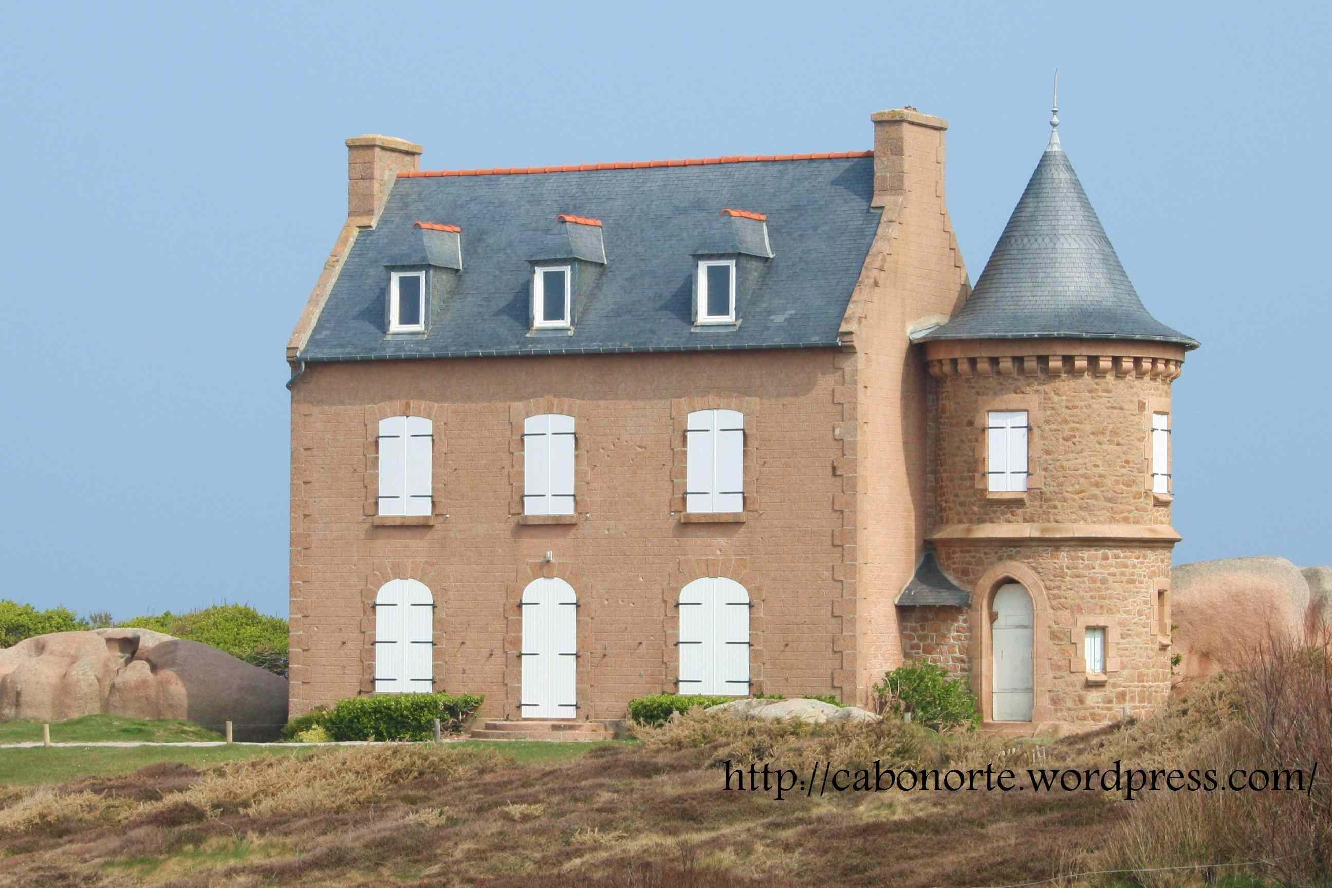 Casa bretona