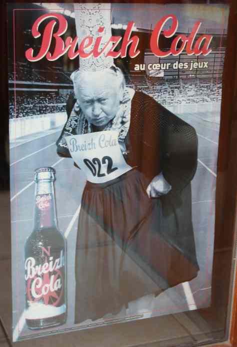 Breizh Cola: O refresco de cola da Bretaña
