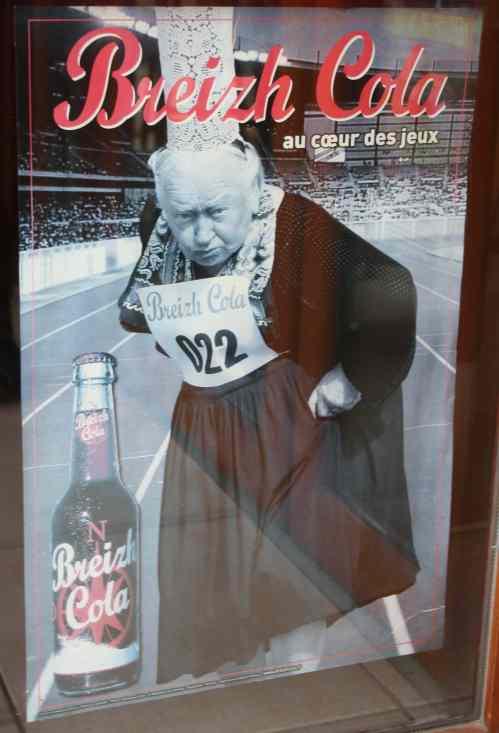 Breizh Cola: El refresco de cola de la Bretaña