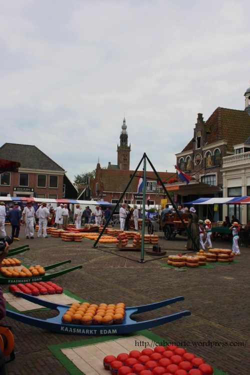 Mercado de Edam