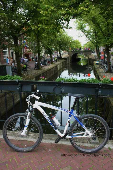 En Bici en Edam