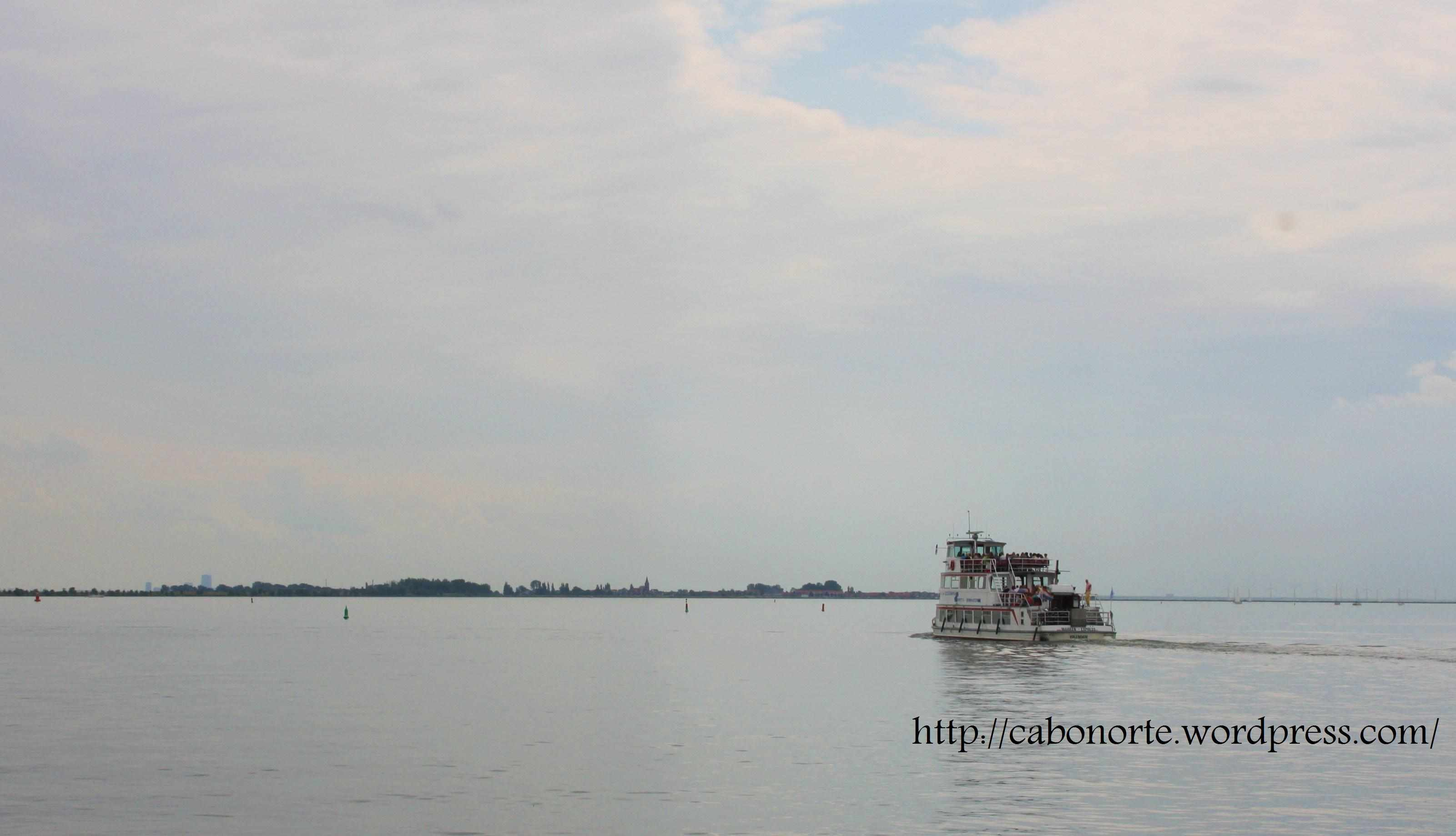 Barco a la Isla de Market