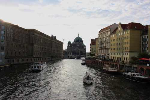 Rio Spee. Berlín