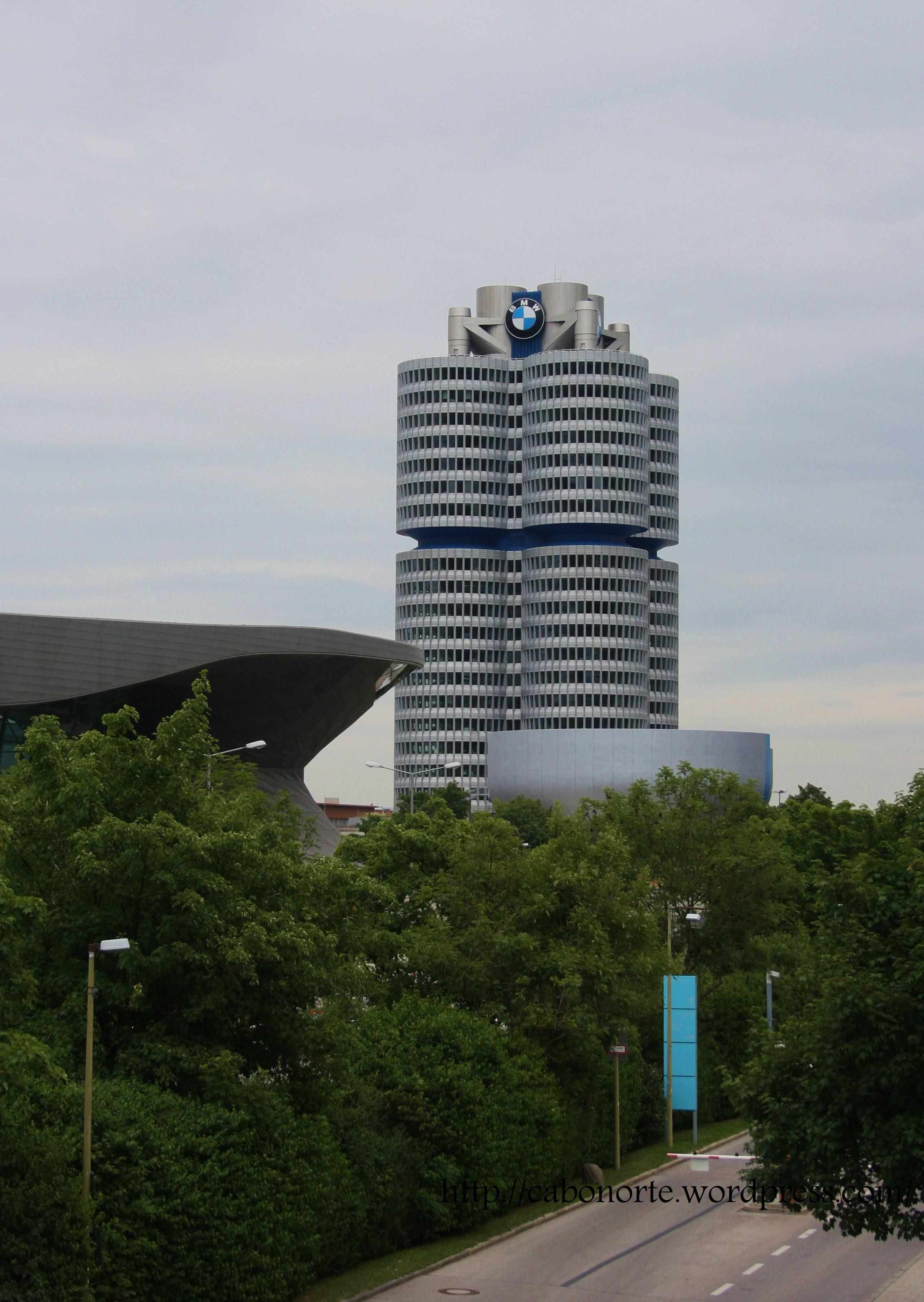 BMW. Munich