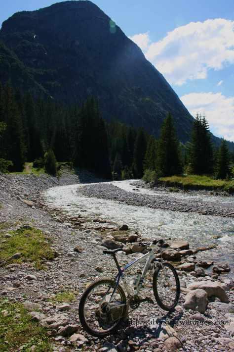 En bici en Lech