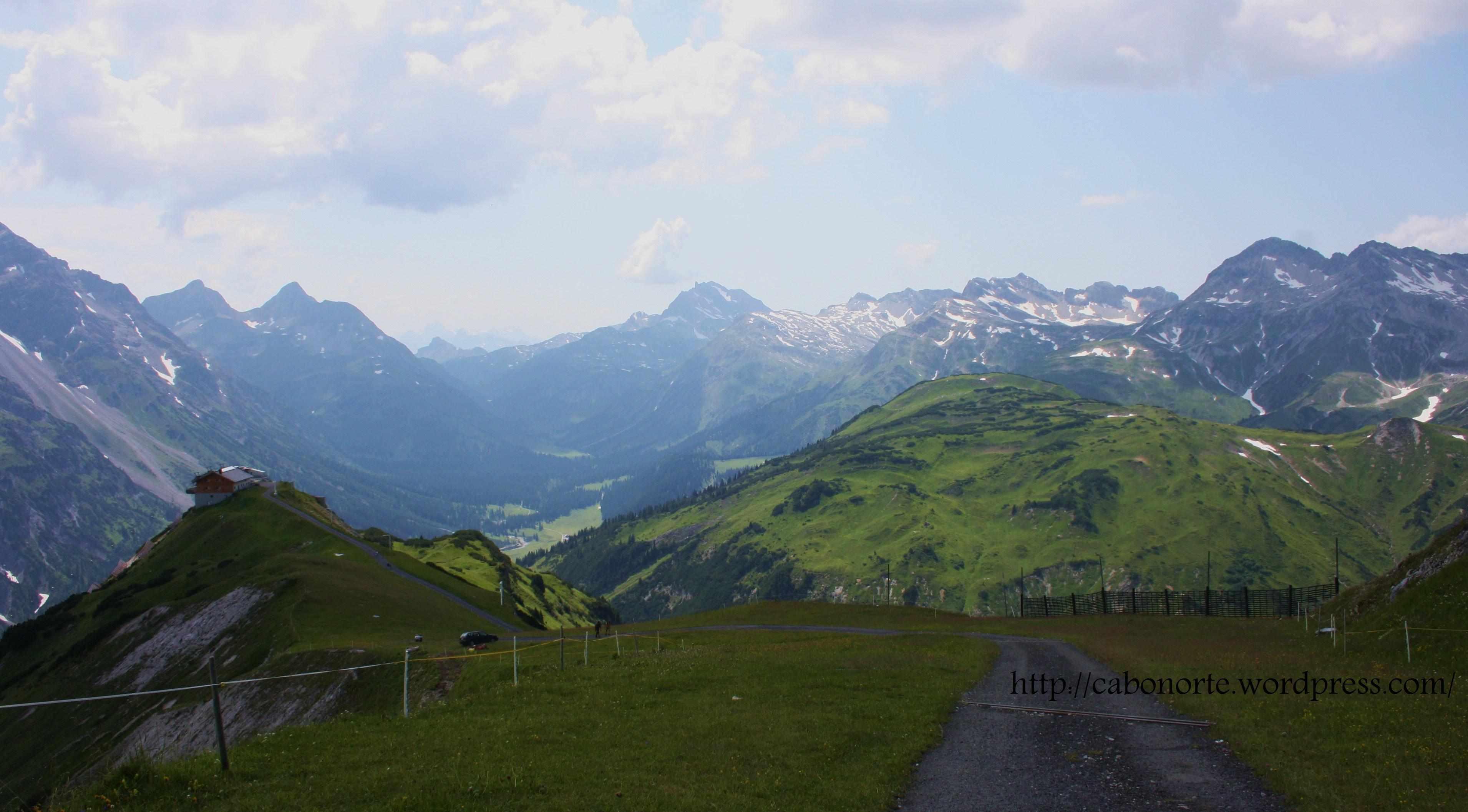 Alpes en Lech