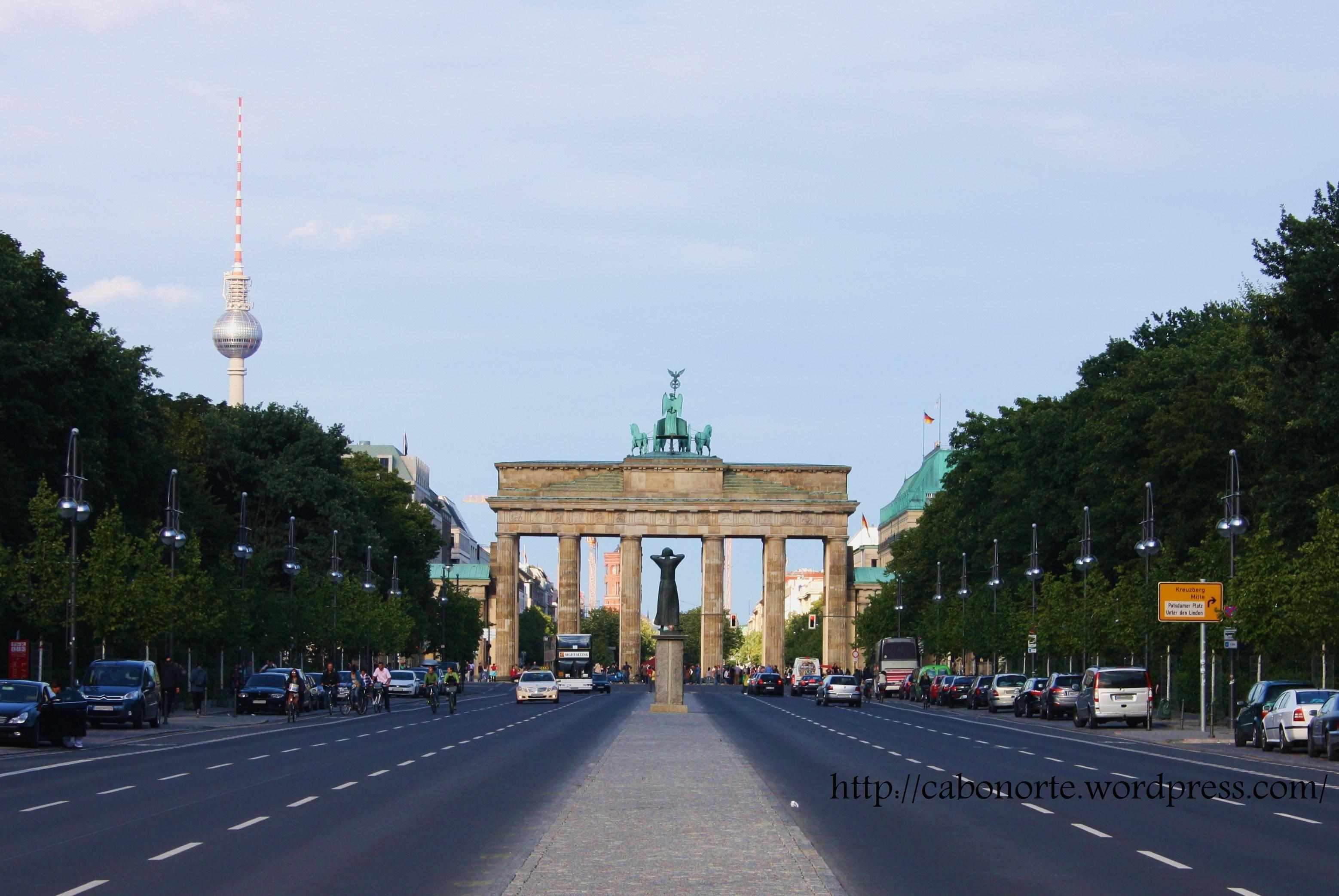 The Branderburg Gate