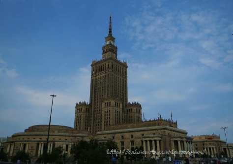 Palacio de la Cultura y la Ciencia, Varsovia